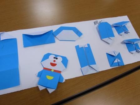 簡単 折り紙 折り紙 ドラえもん 折り方 : sakai-comcom.net